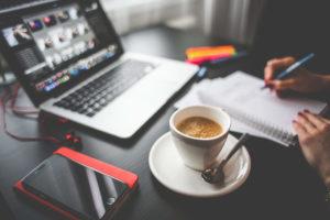 Die Inhalte für Social Media sollten möglichst gut geplant und ausgewertet werden.